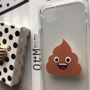 Other - Emoji Phone Case for iph 6,6s& 7plus NEW